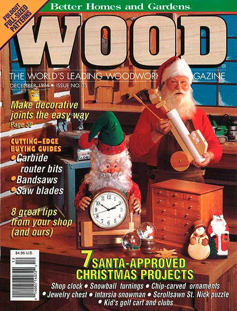 WOOD Issue 75, December 1994