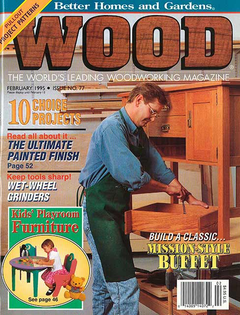 WOOD Issue 77, February 1995