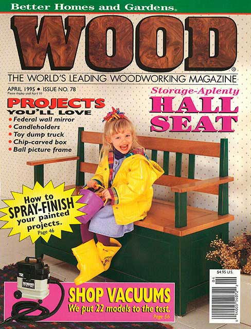 WOOD Issue 78, April 1995