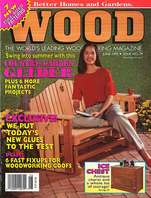 WOOD Issue 79, June 1995