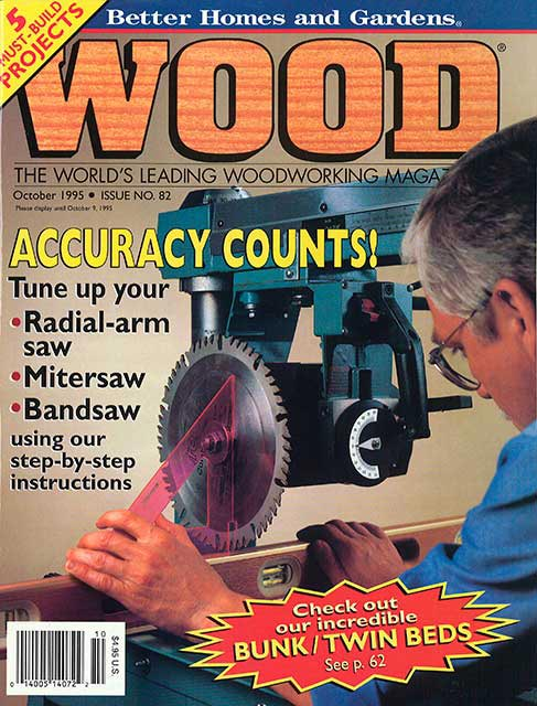 WOOD Issue 82, October 1995