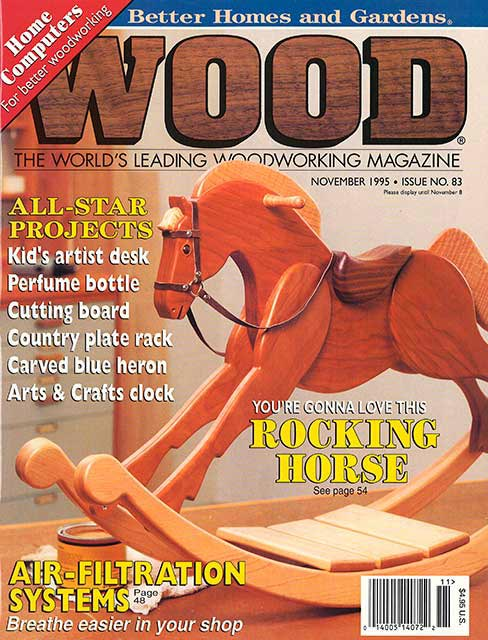 WOOD Issue 83, November 1995
