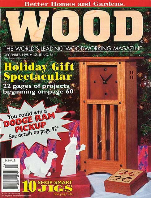 WOOD Issue 84, December 1995