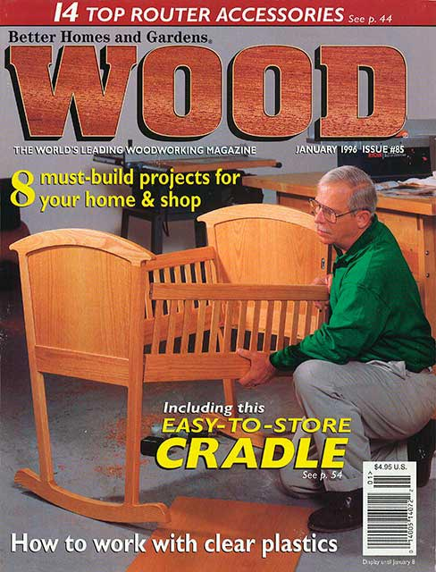WOOD Issue 85, January 1996