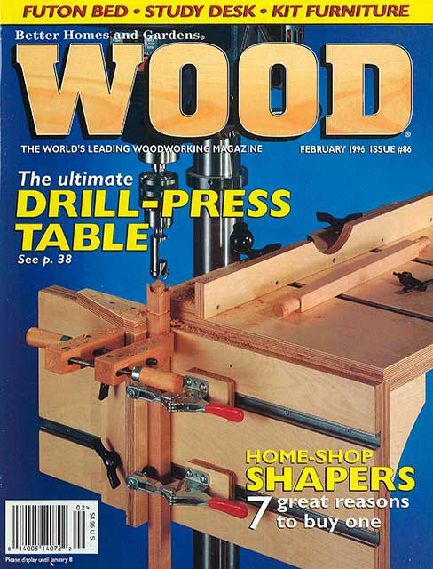 WOOD Issue 86, February 1996