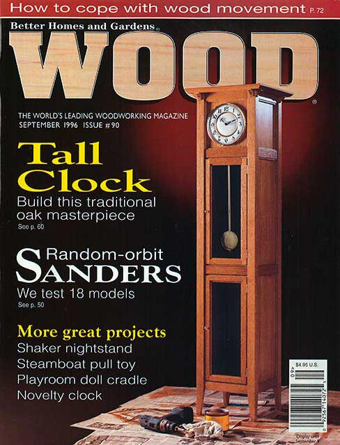 WOOD Issue 90, September 1996