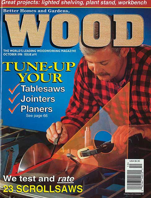 WOOD Issue 91, October 1996