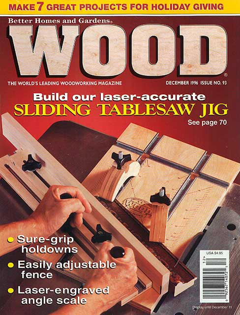WOOD Issue 93, December 1996