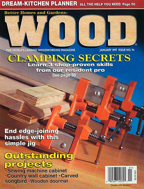 WOOD Issue 94, January 1997