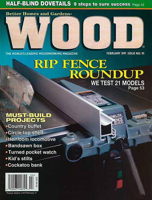 WOOD Issue 95, February 1997