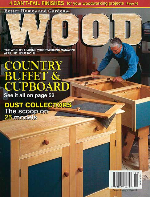 WOOD Issue 96, April 1997