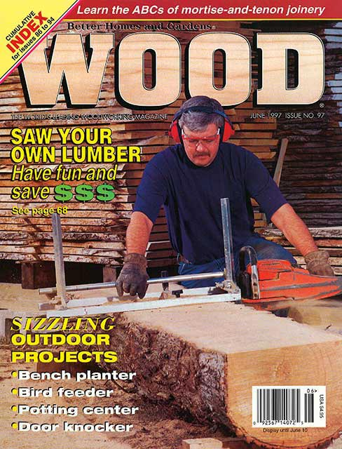 WOOD Issue 97, June 1997