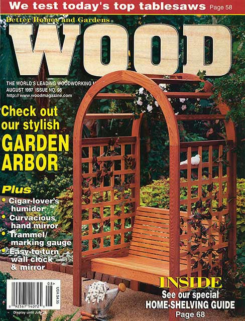 WOOD Issue 98, August 1997