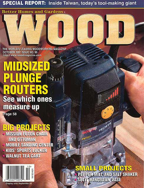 WOOD Issue 99, October 1997
