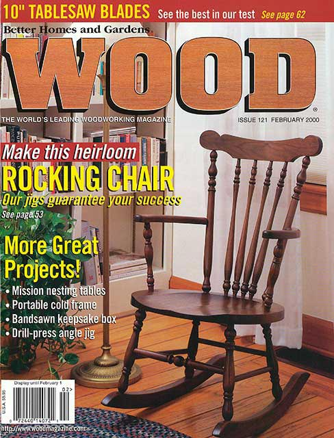 WOOD Issue 121, February 2000