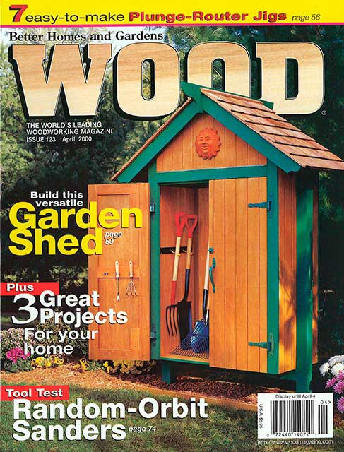WOOD Issue 123, April 2000