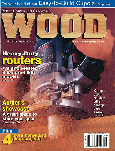 WOOD Issue 126, September 2000