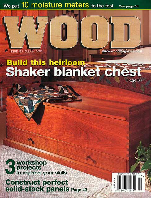 WOOD Issue 127, October 2000
