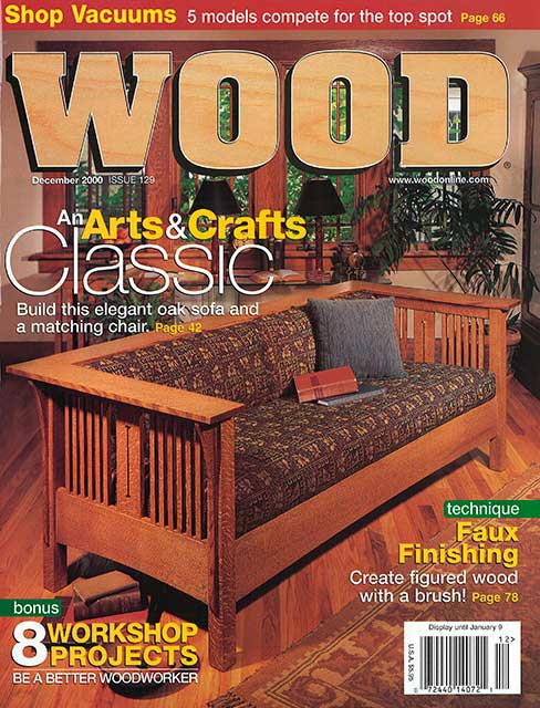 WOOD Issue 129, December 2000