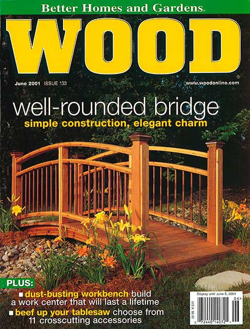 WOOD Issue 133, June 2001
