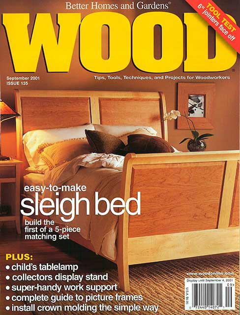 WOOD Issue 135, September 2001
