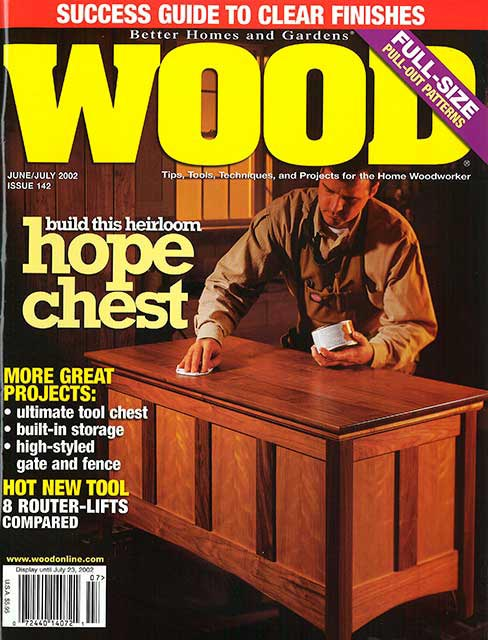 WOOD Issue 142, June 2002