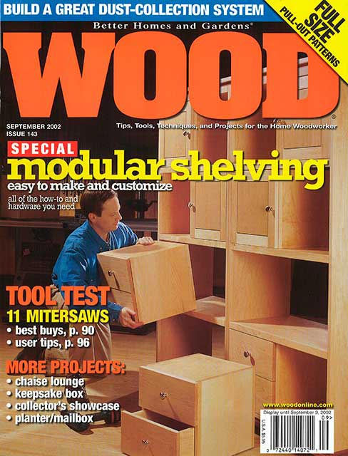 WOOD Issue 143, August 2002
