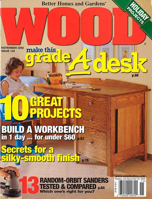 WOOD Issue 145, November 2002