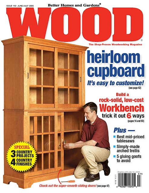 WOOD Issue 163, June/July 2005