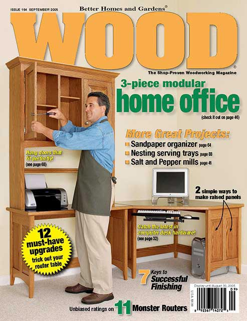 WOOD Issue 164, September 2005