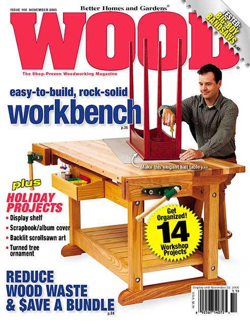 WOOD Issue 166, November 2005