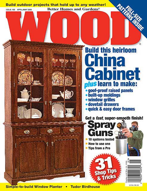 WOOD Issue 169, April/May 2006