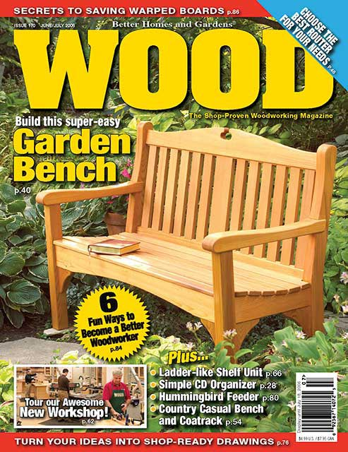 WOOD Issue 170, June/July 2006