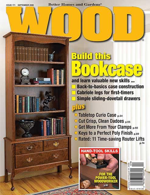 WOOD Issue 171, September 2006