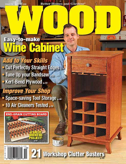 WOOD Issue 172, October 2006