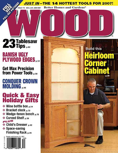 WOOD Issue 174, December/January 2006/2007