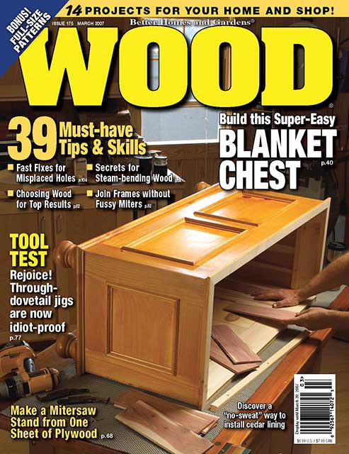 WOOD Issue 175, March 2007