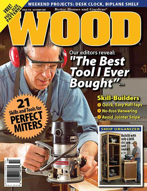 WOOD Issue 179, October 2007