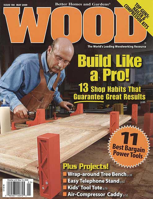 WOOD Issue 190, May 2009