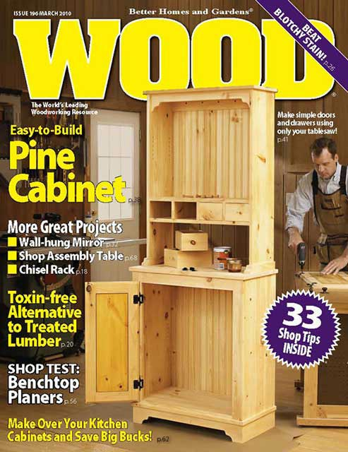 WOOD Issue 196, March 2010