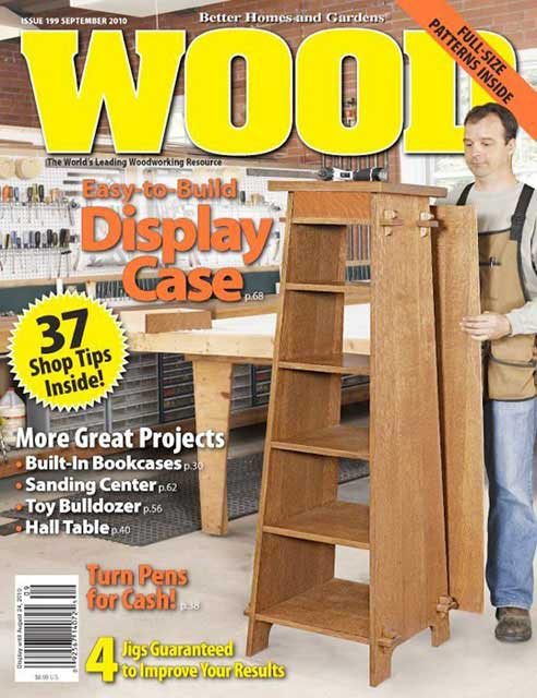 WOOD Issue 199, September 2010