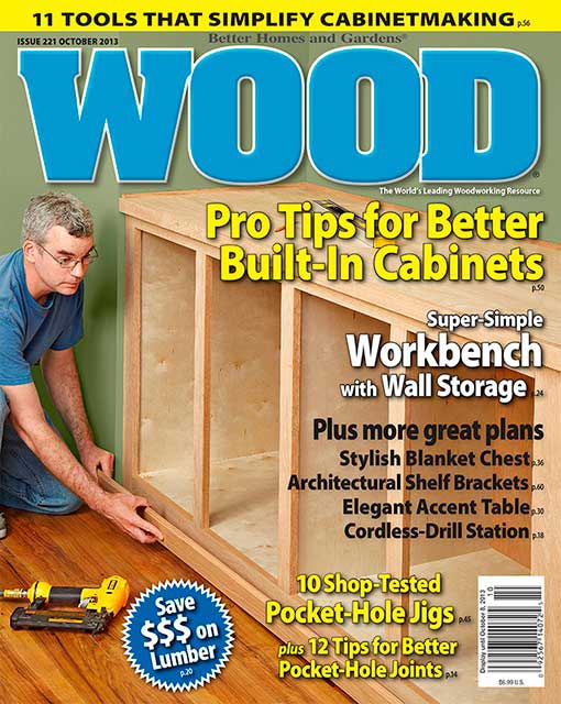 WOOD Issue 221, October 2013