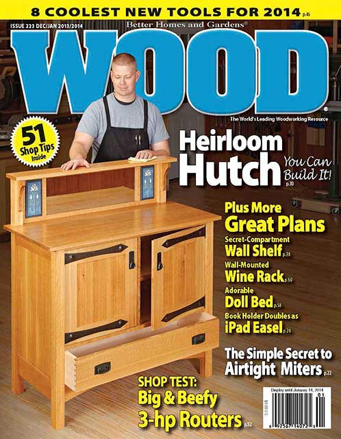WOOD Issue 223, December/January 2013/2014