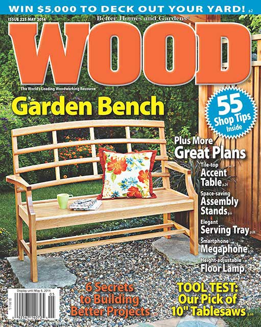 WOOD Issue 225, May 2014