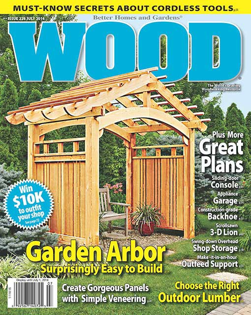 WOOD Issue 226, July 2014