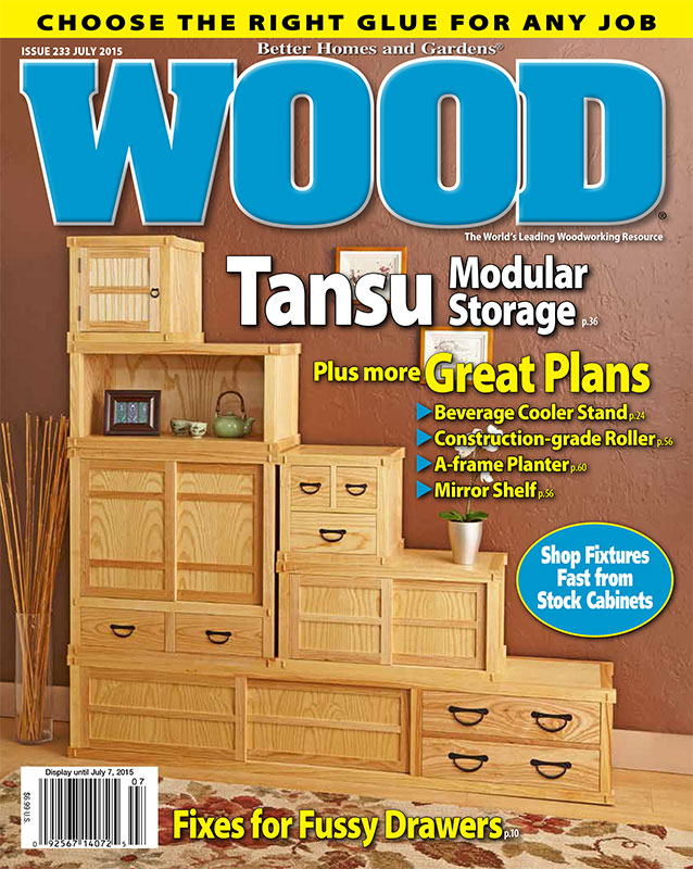 WOOD Issue 233, July 2015