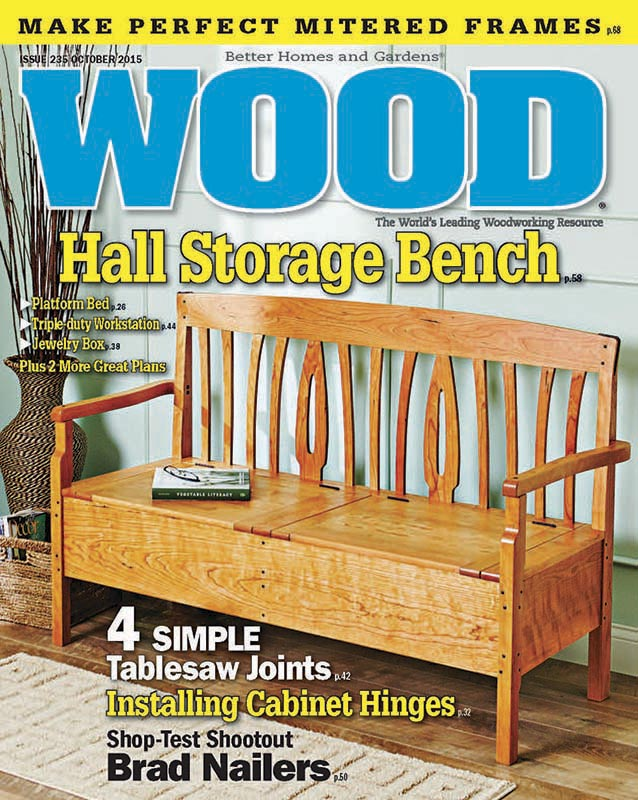 WOOD Issue 235, October 2015