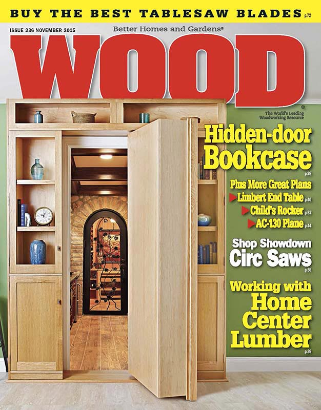 Bon WOOD Issue 236, November 2015