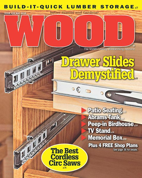 WOOD Issue 239, May 2016