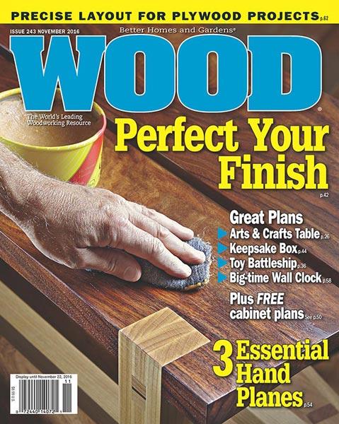 WOOD Issue 243, November 2016